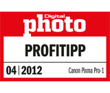 Testlogo Digital Photo - Profitipp - Canon PIXMA PRO-1